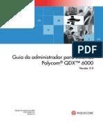 Guia do administrador para sistemas Polycom QDX 6000 Ver3.pdf