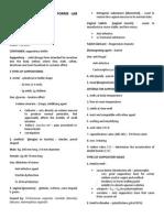 Pharmaceutical Dosage Form Lab prep 6-18