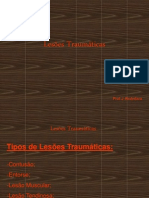 51942427-LESOES-TRAUMATICAS.ppt