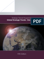 Global Strategic Trends - Out to 2045