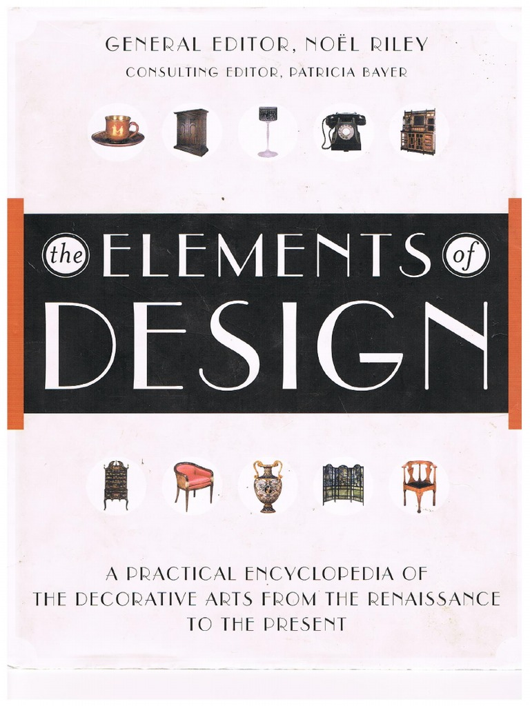 the elements of design.pdf | decorative arts | art media