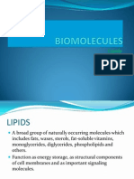 Biomolecules Lipid