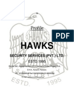 profile of hawks security new