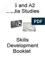 Skills Development Booklet