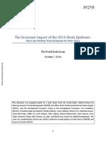 Ebola World Bank