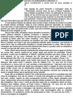 QUEM SÃO OS VERDADEIROS CRENTES (1).doc