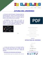 Estructura del Universo Su Formación y las Estructuras Actuales.pdf