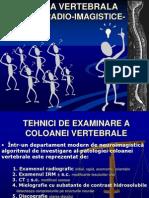 1. Tehnici imagistice de investigatie a coloanei vertebrale.ppt