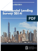 2014 Commercial Real Estate Lending Survey