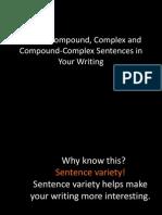sentence types pp