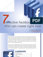 Effective pages