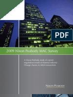 MAC Survey 2009