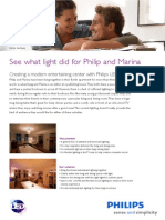 Philips LED Lightover_Creating a modern entertaining center_Get started yourself.pdf