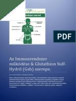 az immunrendszer mkdse teljes dokumentum