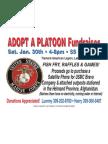 USMC.fundraiser Flyer