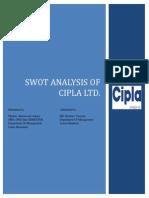 86420270 Cipla Ltd Company Profile