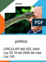 Accidente ofídico  III EPI.ppt