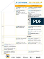 CCMX 2014 - Programa.pdf