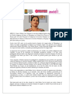 Ficha caso Bettina Cruz