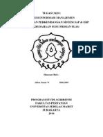 makalah SIM ERP & SAP