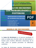 Modelo de Decisiones con Probabilidades a Posteriori.pptx