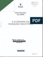 FREEMAN, C. (2008) A Economia da Inovação Industrial.-.Cap.8.pdf