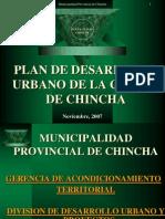 PLAN DESARROLLO URBANO DE LA CUIDAD DE CHINCHA.ppt