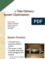 Pneumatic Tubes Final Slides 02DEC