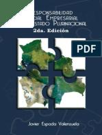 Responsabilidad Social Empresarial en el Estado Plurinacional (2da. Edición)