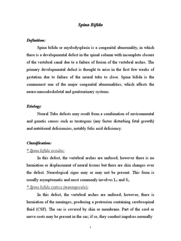 74711_7b.spina bifida.doc | vertebral column | medical specialties