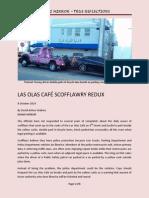 Las Olas Cafe South Beach Scofflaws Redux