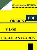 ODERINT y LOS CALLICANTZAROS  -  Hugo N. Kalashnikov