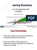 Chapter 2 Fundamental Cost Concepts