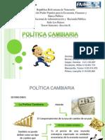 Política cambiaria en Venezuela.pptx