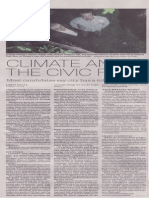 Climate and the Civic Race Ottawa Citizen Sept27-2014