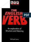 The English Verb Lewis