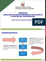 1ra parte Pautas Educacion.ppt