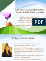 Responsabilidade Socioambiental _ GESTÃO PARA A SUSTENTABILIDADE EM EMPRESAS DO SETOR MINERAL Scribd.pptx