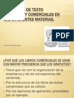 Los libros de texto gratuitos y comerciales.pptx