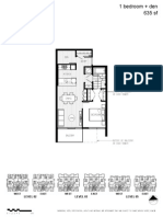 41 West Floor Plans Mike Stewart Vancouver Presales