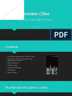 OGR Invisible Cities