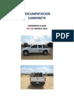 1 HOJA DE VIDA CAMIONETA Y CONDUCTOR HECTOR VANEGAS SZO 442 (2).pdf