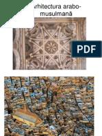 Arhitectura arabo-musulmană.ppt