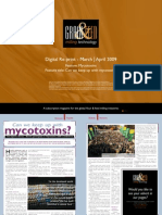 Can we keep up with mycotoxins?