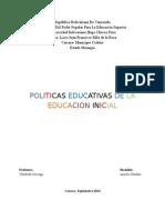 politicas de la educacion inicial.doc