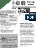VFW 7447 4th Quarter 2014 Newsletter