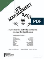 Life Management Skills I