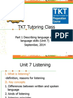 listening insights for tkt course.ppt