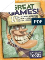 Great Games- 175 Games Activities for Families Groups Children_B009NNKZ3W