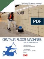 Centaur 2015 Catalogue
